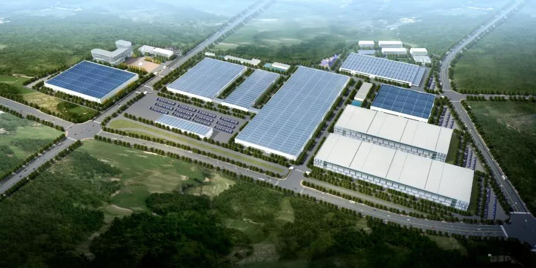 浙江氢谷新能源汽车娱乐凯发app下载新能源汽车产业园项目